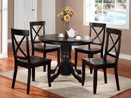 Black Wood Dining Room Table by Kitchen Chairs Fresh Idea To Design Your Kitchen Chair