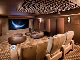 batman inspiring home theater ideas completed with a real cave