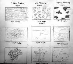 Texture Ideas by Week 6 U2013 More Sketches U2013 Computer Drawing U2013 Jo Jarvis