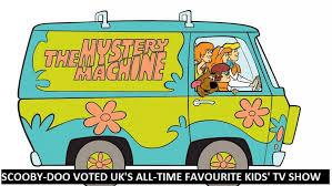 scooby doo voted uk u0027s favourite kids tv show turner