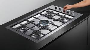900mm Gas Cooktop Cg905dwngacx2 Flush Gas On Steel Cooktop
