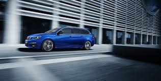 new peugeot peugeot 308 touring new car showroom family wagon test drive today