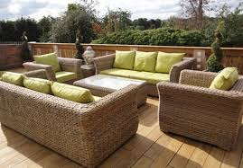 Wicker All Weather Outdoor Furniture All Home Decorations - Rattan outdoor sofas