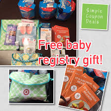 baby gift registries expired free baby registry gift pack from target and free coupons