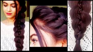 braided 5 strand braid hairstyles for medium long hair prom