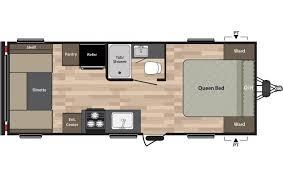 Keystone Rv Floor Plans 2018 Keystone Rv Summerland 2020qb Travel Trailer Point North Rv