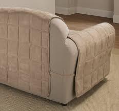 Armchair Protector Arm Cover Protectors For Sofa Centerfieldbar Com