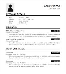 Photo Resume Template Free 15 Latex Resume Templates U2013 Free Samples Examples U0026 Formats