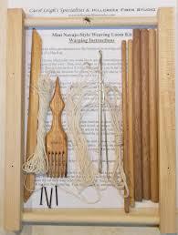 hfs mini navajo style loom weaving kits