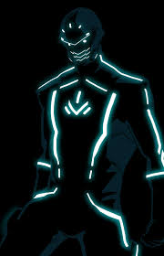 starlord tron style marvel character kristafer anka http