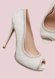 wedding shoes on wedding shoe ideas for the david s bridal