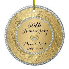 happy 15th anniversary ceramic ornament zazzle