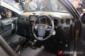 daihatsu terios 2015 2015 daihatsu terios facelift interior indian autos blog