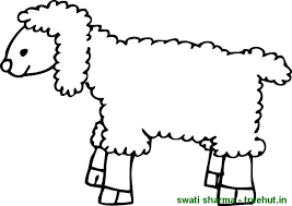 sheep coloring pages coloring pages sheep