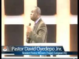 understanding the power of thanksgiving pastor david oyedepo jnr