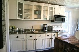 Diy Kitchen Cabinets Makeover Ash Wood Light Grey Lasalle Door Diy Kitchen Cabinet Makeover