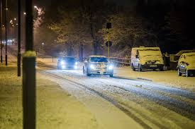 greater manchester snow pictures from friday january 30