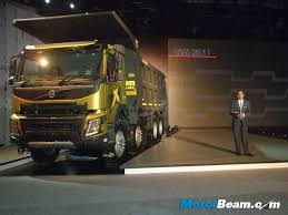 truck volvo price volvo launches fh fm u0026 fmx premium range of trucks in india