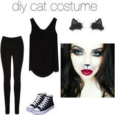 cat costume diy cat costume uploaded by v on we heart it
