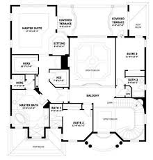 floor plans with courtyards concrete home plans courtyard home plan