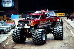 captain america monster trucks capt america