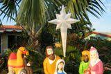 Nativity Outdoor Decorations Where To Buy Blow Mold Yard Decorations
