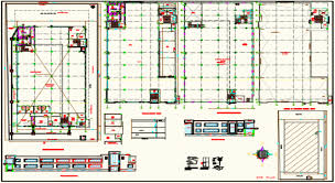 factory layout design autocad autocad file factory