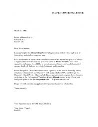 example of cover letter for teaching job images cover letter sample