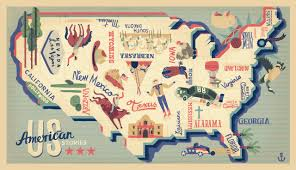 World Map Tablecloth by Owen Davey Draws