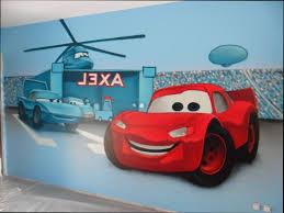 decoration chambre garcon cars chambre deco idée déco pour chambre garçon cars