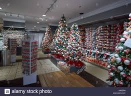 Macy S Christmas Decorations Macy U0027s Department Store Interior Stock Photos U0026 Macy U0027s Department
