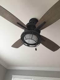 Nutone Bathroom Fan With Light Interior Exhaust Fan Bathroom Ceiling Fans Menards Hunter
