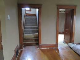 how to clean woodwork how should i refinish the wood trim throughout my 1920 s house