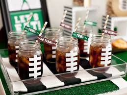 football party ideas throw a festive bowl party with these diy decor ideas abc news