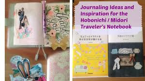 Utah travelers notebook images Journaling ideas and inspirations for your hobonichi midori jpg
