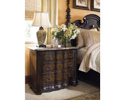 lucca night stand marble top thomasville furniture