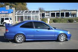 1999 honda civic si the first and best vtec screamer autotrader