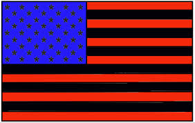 Washington Dc Flag Hillary To Replace White Strips In The American Flag With Black