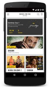 pvr cinemas movie tickets android apps on google play