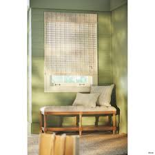 Wooden Roman Shades Lowes Bamboo Roman Shades Home Depot Blinds Window Costco And For 1