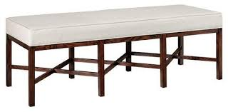 Home Decorators Bench Lombard Bench Eclectic Indoor Benches Home Bench Cushion
