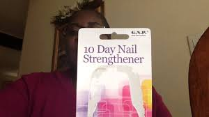 conclusion of the 10 day nail strengthener challenge youtube