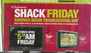 radio shack black friday ad techcrunch