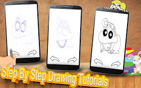 learn drawing shin chan android apps on google play