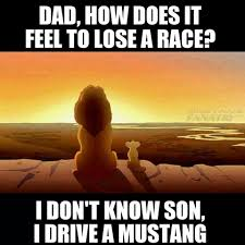 How About Yes Meme - yes ford mustang pursuit charger pinterest ford mustang