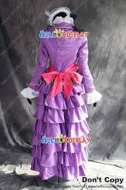Black Butler Halloween Costumes Black Butler 2 Ii Cosplay Earl Alois Trancy Purple Uniform Costume