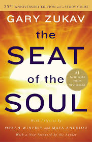 the seat of the soul book by gary zukav official publisher