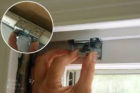 Window Blinds Hardware How To Install Window Blinds And Curtains Lowe U0027s Creator