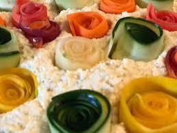 that u0027s what bob u0027s cooking rainbow rose veggie tart