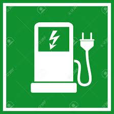 electric vehicles symbol electric vehicle charging station symbol